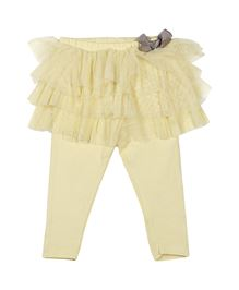 Fisher Price Apparel Frilled Leggings - Yellow