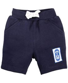 Ladybird Infant Short With Pockets - Navy