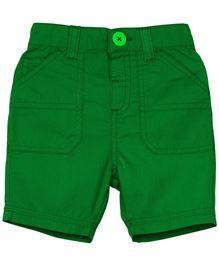 M&M Woven Shorts - Green