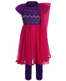 Revachi(Size-20)Rani Etenic Wear Legin