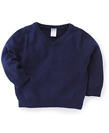 Carter's Long-Sleeve V-Neck Sweater