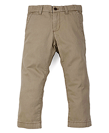 Carters 5 Pockets Twill Trouser - Khaki