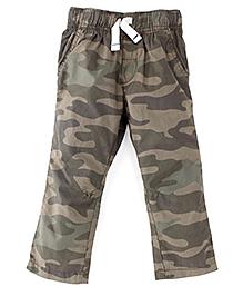 Carter's Camo Pull-on Poplin Pants