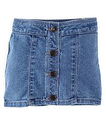 Carter's Denim Skirt - Blue