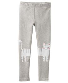 Carter's Heather Cat Leggings