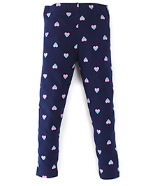 Carter's Heart Print Leggings