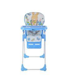 Toyhouse High Chair Premium - Blue