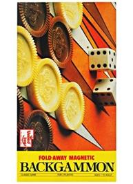 United Toys - Fold Away Magnetic Backgammon