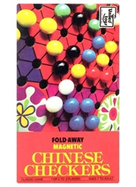 United Toys - Fold Away Magnetic Chinese Checkers