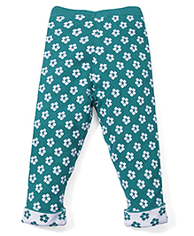 Fisher Price Apparel Full Length Knitted Jeggings - Green