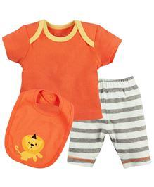 M&M Basic Set Pack of 3 - Orange