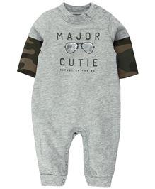 Carter's Major Cutie Jersey Jumpsuit