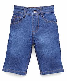 Babyhug Jamaican Shorts - Blue
