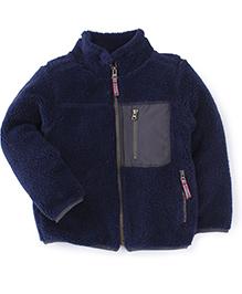 Carter's Sherpa Zip-Up Jacket