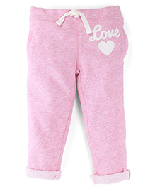 Carter's Track Pant - Pink