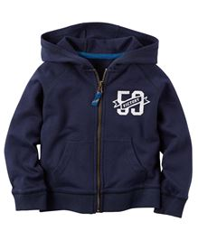 Carter's French Terry Hoodie