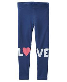 Carter's Love Leggings