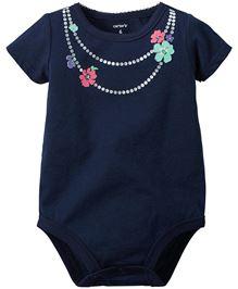 Carter's Hawaiian Necklace Bodysuit