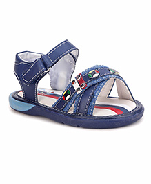 Cubs & Chicks Sandals - Blue