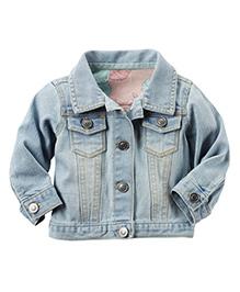 Carter's Denim Jacket - Blue