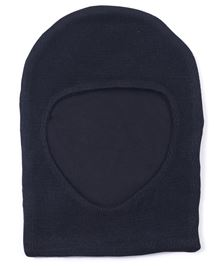 Babyoye Monkey Cap - Black