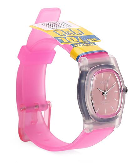 Q&Q Analog Watch - Pink
