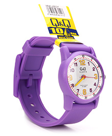 Q&Q Analog Watch - Light Purple