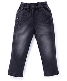 Jash Kids Full Length Jeans - Black
