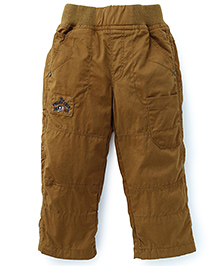 Jash Kids Full Length Trouesr - Khaki