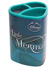 Disney Little Mermaid Pen Holder -  Green And Blue