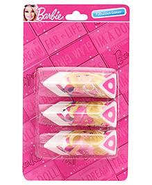 Barbie Print Eraser - Pink