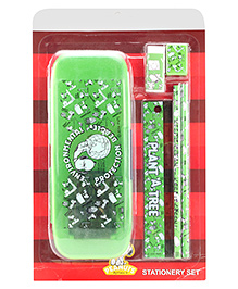Disney Durable Stationary Set - Green