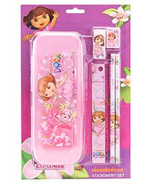 Dora Stationary Set - Pink