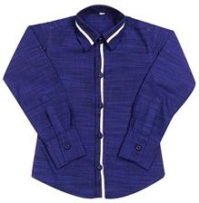 Jonez Party Wear Causal Shirt - Blue