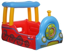 Toyzone Train Play Centre With 50 Balls