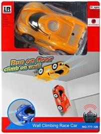 Dynamo Wall Climbing Race Car