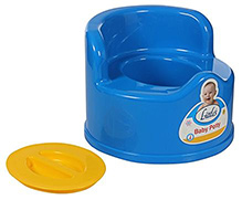 Littles Baby Potty Seat with Backrest
