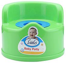 Littles Baby Potty Seat - Green