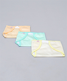 Tinycare Waterproof Baby Nappy Protector Extra Large - Set of 3