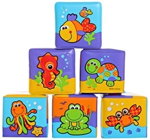 Playgro Soft Blocks