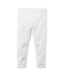 Carter's Solid Leggings - White