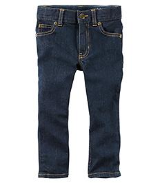 Carter's 5-Pocket Skinny Jeans - Dark Blue