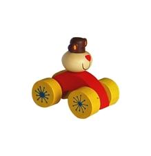Vividha - Mini Push n Pull Along Wooden Toy