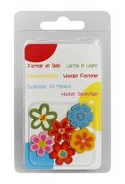 Vividha Fancy Button - Flower