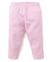 Tiny Bee Comfortable Infant Legging - Pink