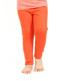 Nahshonbaby Girls Legging - Orange