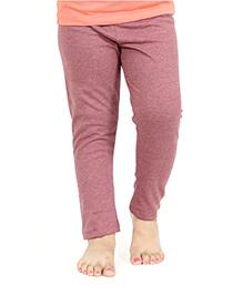 Nahshonbaby Girls Legging - Pink