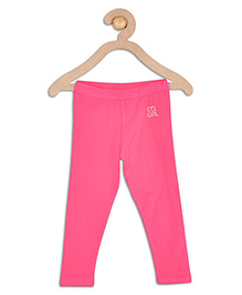 612 League Full Length Leggings - Pink