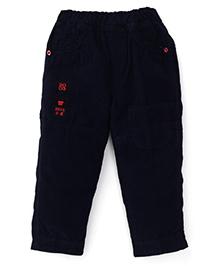 Olio Kids Full Length Corduroy Pant - Navy