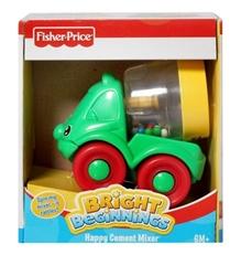 Fisher-Price - Bright Beginnings - Happy Cement Mixer